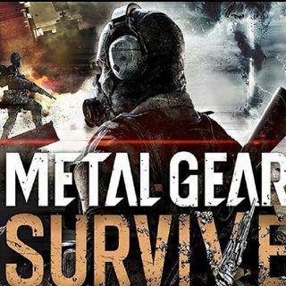 Metal Gear Survival Betadi Coming All Platforms