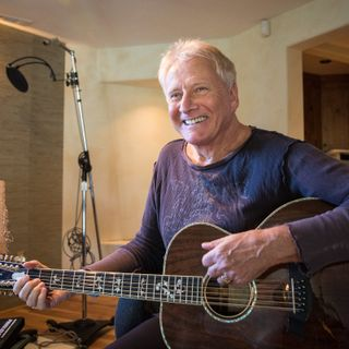 Singer-songwriter GRAHAM RUSSELL of '80s pop powerhouse AIR SUPPLY!