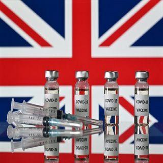 Distribuyen vacuna contra Covid-19 de Pfizer en Reino Unido