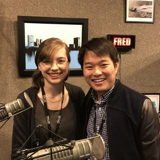 Samuel Chang and Logan Sander with Midstory.org