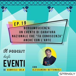 """BergamoScienza: un evento di caratura nazionale che """"fa conoscenza"""" anche con l'arte"""