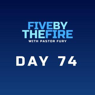 Day 74 - The Garden Trail of Wisdom