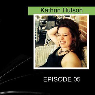 Author Interview: Kathrin Hutson (Fantasy)