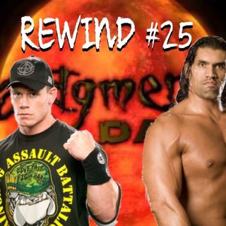 Rewind #25: WWE Judgment Day 2007