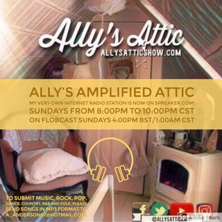 Ally's Amplified Attic 01/22/19