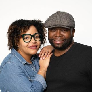 Episode 155-Oscar and Kiya Frazier on How 'Couple-preneurs' Can Be Successful-Building My Legacy with Lois Sonstegard, PHD