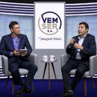 # 62 - João Kepler em entrevista ao Programa VEM SER S.A. do Janguiê Diniz