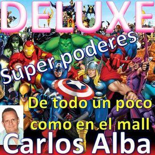 Deluxe - Si tuvieras un super poder...(Ottawan - Superman)