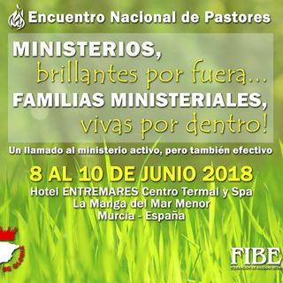 Encuentro Nacional de Pastores 2018