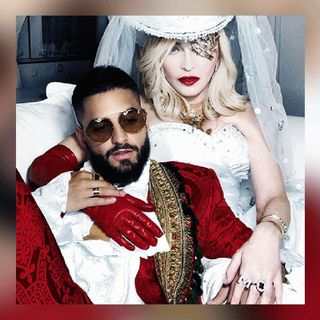 #Madonna #Maluma #MedellinVideo DAMN HE MUST HAVE SMASHED HER!!!