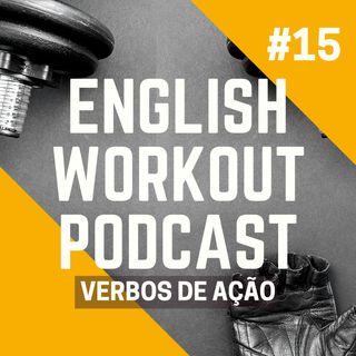 #15 Conversations - Verbos de Ação