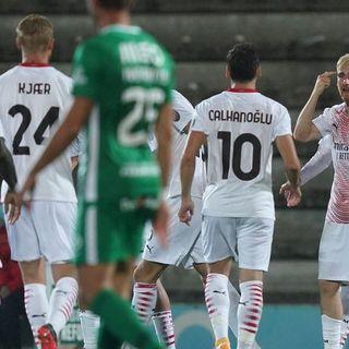Europa League: la Roma vince il girone. Milan qualificato, Napoli quasi