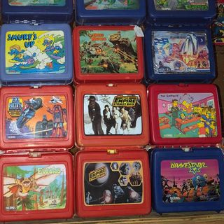 Lunchboxes & Christmas Magic