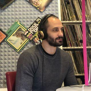 Kaziyski ospite a Radio Dolomiti