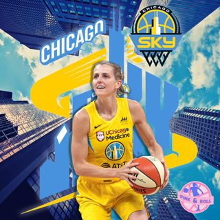 Pink&Roll - Cheers from Allie Quigley