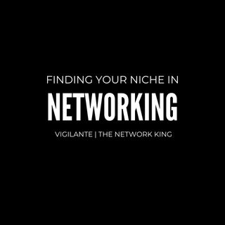 "Networking- Vigilante "" The Network King"""