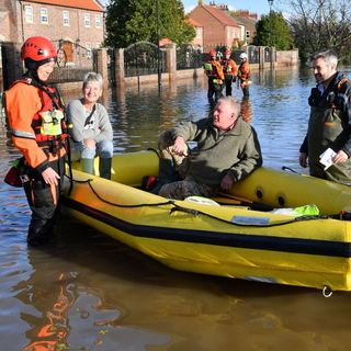 Flooding: Why the UK must prepare for more extreme weather