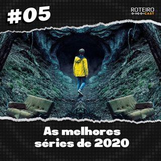 #05 - As melhores séries de 2020