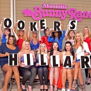 Hookers For Hillary Clinton