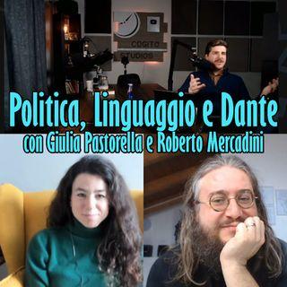 Poesia, Linguaggio e Dante - con Giulia Pastorella e Roberto Mercadini