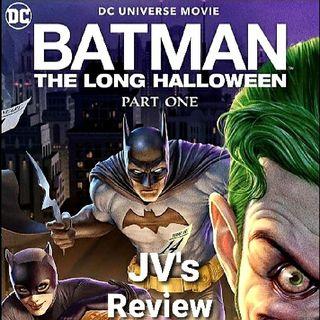 Episode 102 - Batman: The Long Halloween Part One Review (Spoilers)
