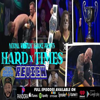 NWA HARD TIMES PPV Recap Post Show 1-24-2020