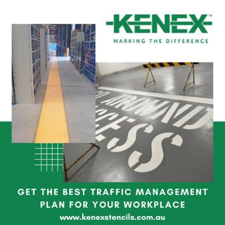 Get the Best Traffic Management Plan for your Workplace