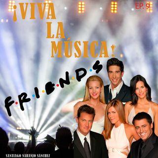 T01E08 Friends: La historia de I'll Be There For You