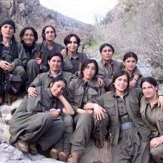 """Diari di Cineclub: """"IO VADO MADRE"""" Poesia di Abdulla Goran dedicata alle donne combattenti Kurde letta da Irene Muscarà"""