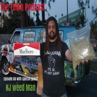 Episode 68 | Sell WEED like the white man W/ NJ WEED MAN