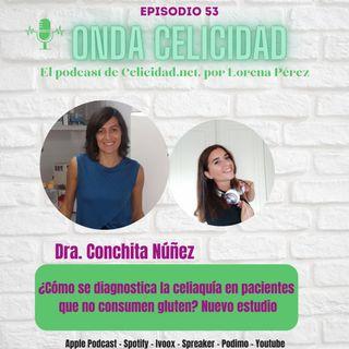 OC053 - Diagnóstico de celiaquía en pacientes que no consumen gluten, con la Dra. Núñez