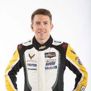 Auto Racer Tommy Milner - IMSA, Corvette Driver