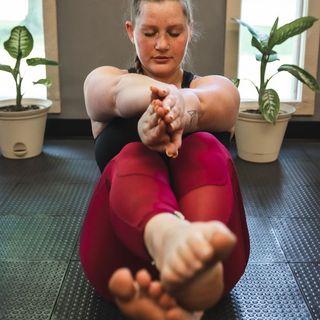 Yoga w/ @kenztheyogi