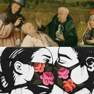 La malattia rappresentata nelle opere d'arte