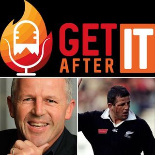 Episode 95 - with Sean Fitzpatrick - former All Blacks Captain