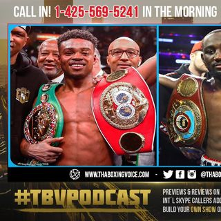☎️Spence vs Crawford🔥Errol Opens Up a Favorite @ -130 Money Line, While Terence is @ +110😱
