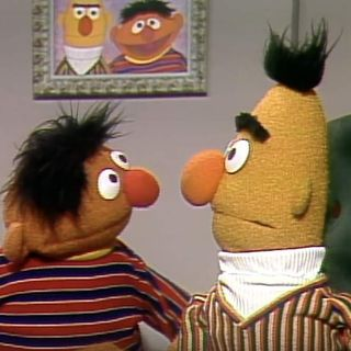 Bert and Ernie Are Gay...Or Maybe They're Not