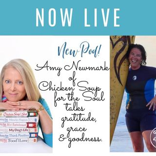 Chicken Soup with a dash of Comfort, Gratitude and Grace