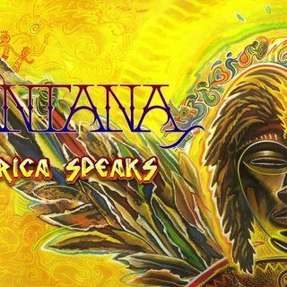 Especial SANTANA AFRICA SPEAKS 2019 Classicos do Rock Podcast #Santana #avengers #chucky #woody #forky #mantis #hulk #thor #ironman #BLL