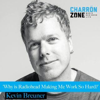 Kevin Breuner: VP of marketing at CD Baby, Grammy nominated recording artist .