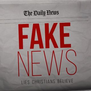 Fake News- Lies around identity - Simon Benham & Jo Phillips - Sunday 22nd November 2020