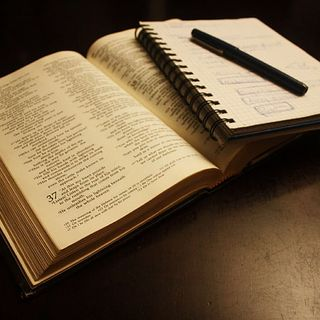 Friday Night Scripture Memory Review
