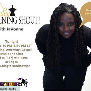 Sunday Evening Shout! Gospel Music In The Basement With JaVonne