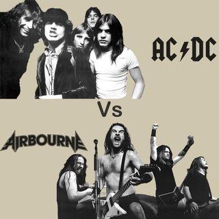 26. L'eterno confronto fra Airbourne e AC/DC