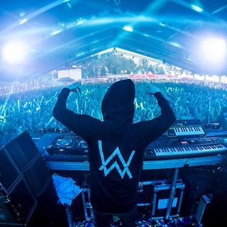 DJ Nickson - alan walker mix