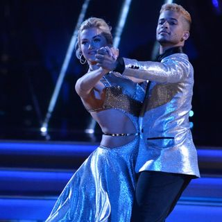 Jordan Fisher And Lindsay From DWTS