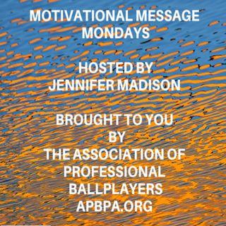 Motivational Message Mondays