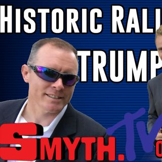 (AUDIO) SmythTV! 8/2/19 #FridayFeeling #DearWhitePeople Blacks For #Trump2020