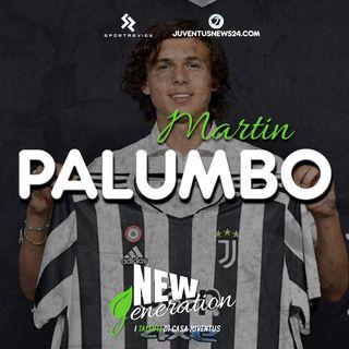 Chi è MARTIN PALUMBO: il centrocampista che si ispira a Pirlo - Le 5 curiosità
