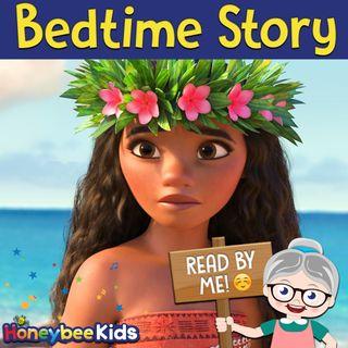 Moana - Bedtime Story